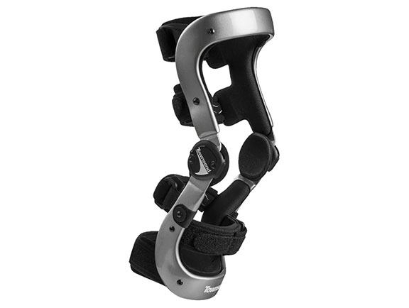Premier Series custom graphite ligament knee brace
