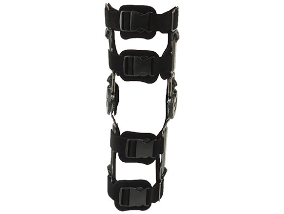ROMX and ROM series range of motion knee brace